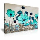Cosmos Flower Canvas Floral Modern Home Office Wall Art 9 size