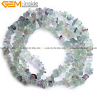 "Freeform Natural Gemstone Chips Beads For Jewelry Making 34""/15"" Bulk in LotsStone - 179273"