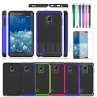 Rugged Armor Shockproof Hybrid Impact Case Cover For Samsung Galaxy Note Edge