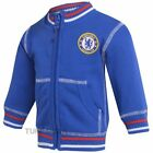 Chelsea FC Baby Track Football Jacket Coat Babies Retro Zipper Official licensed