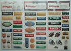 YOU CHOOSE ~BASEBALL, BASKETBALL, or FOOTBALL~ Bubble Stickers by ACTIVNATION
