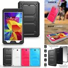 Samsung Galaxy Tab 4 8 8.0 Back Case Cover with Screen Protector Drop Shockproof