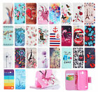 Cute PU Flip Wallet Stand Leather Case Hybrid Soft Skin Cover For Huawei Ascend