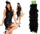 Womens Fancy Dress 1920S Twenties Charleston  Sequin Flapper Ladies fits 10-14