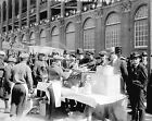 1920 Ebbets Field Baseball Hot Dog Vendor Crowd Photo Largest Sizes