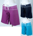 Spring Sale Liquid Force SLATE Ladies Mega-suede Board Shorts, UK 6 or 8. 39734