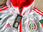 MEDIUM ADIDAS MEXICO ANTHEM JACKET football soccer calcio Tags ZIP POCKETS