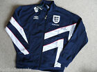 MEDIUM ENGLAND UMBRO 1996 Euro 96 TRACK JACKET soccer football calcio NEW