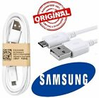 NEW OEM Samsung Original Micro USB Data Cables for Galaxy S4 S6 Note 2 4