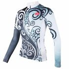 2015 Classic Orchid Women's Cycling Clothing Long Sleeve Bike Bicycle Jersey Top
