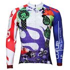 2015 Pursuit Paladin Cycling Clothing Bike Bicycle Long Sleeve Cycling Jersey