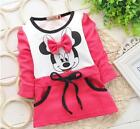 Minnie Mouse Dress Skirt Shirt Costume Baby Girls Kids Toddlers Princess, Mickey