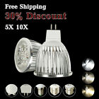 NewHot 1/6x 15w Durable LED Energy Saving Spot Light Bulbs Lamp 110V/220V/12V