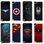 Superheroes Case Cover for Apple iPod Touch 4 5 4th 5th Generation - 39