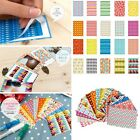 Polaroid Films For FujiFilm Instax Colorful Multi Style Photo Stickers 20pcs