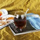 Vampire Red Wine Glass Sucking Cup Mug Drinking Tube Straw Sipper With Feet