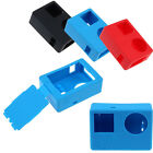 Soft Silicone Rubber Protective Case Skin Cover For GoPro Hero 4 Camera Stylish