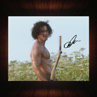 Aidan Turner Poldark 2015 PP Signed Autograph Framed Photo/Canvas Print