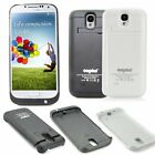 4500mAh External Battery Charger Case Cover Pack For Samsung Galaxy S4 I9500