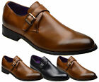 Fashion Mens Formal Shoes Smart Office Boots Work Boys Casual Party Wedding Dres