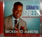 Broken To Minister 2 CD Set Damien Sneed The Levites Christian New