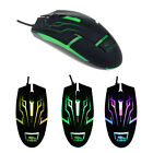 2000DPI 4 Button LED Optical USB Wired Gaming Mouse Mice For PC Gamer GFY