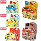 JAPAN SNOOPY PEANUTS CARTOON COLORFUL PAPER TAPE DECORATIVE STICKERS -10M/ 5M