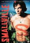 New WB  Smallville The Complete First Season Factory Sealed Special Features