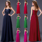 CHEAP MATERNITY Long Formal Evening Dress Bridesmaid Dresses Party Prom Gown NEW