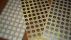 300 13mm 1/2 Inch Round Jewellery Price Stickers Tags Gold/Silver/White Labels
