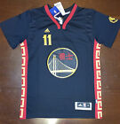 New Klay Thompson Golden State Warriors Swingman Adidas Chinese New Year Jersey