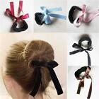 Hot Free Shipping Magic Sponge Modeling Bud Head Ring Ribbon Women 22*4cm Cute