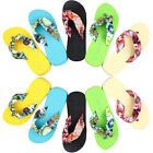 Women Shoes Wedge Platform Thong Flip Flops Sandals Shoes Beach Casual Slippers