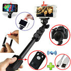 Selfie Stick Heavy Duty Monopod + Bluetooth Wireless Remote for All Mobile Phone