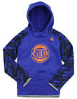 Adidas NBA Basketball Youth New York Knicks Immortal Pullover Hoodie, Blue on eBay
