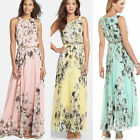 New Sexy Women Summer Long Maxi Evening Party Dress Beach Dresses Sundress