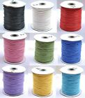 10M  Wax Corduroy Cord Thread For DIY Bracelet Necklace Jewelry Making