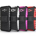 2 In 1 Defender Stand TPU Hard Cover Cases For Samsung Galaxy Grand Prime G530