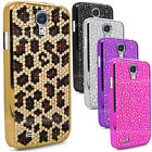 CRYSTAL DIAMOND CASE BLING DIAMANTE COVER HARD FOR SAMSUNG GALAXY VARIOUS PHONES