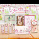 Hunkydory MAKE A WISH Card Making Die-Cut Kits Window to the Heart WITH