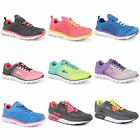 Womens Ladies Comfort Running Training Lace Up Sports Trainers Sneakers Shoes