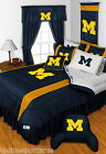 Michigan Wolverines Comforter & Sham Twin Full Queen King Size Sets