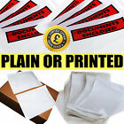 Document Enclosed Envelopes Wallets - A7, A6, A5, DL, A4 size(100,200,500,1000+)