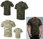 MEN'S CAMO, CAMOUFLAGE INSPIRED, WICKING, PERFORMANCE, T-SHIRT S M L XL 2X 3X 4X