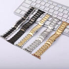 New Stainless Steel Strap Classic Buckle Adapter Watch Bands For Apple Watch