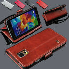 Luxury Flip PU Leather Card Photo Slot Cover Case Wallet For Samsung Galaxy New