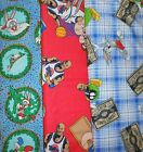 LOONEY TUNES  #3  Fabrics, Sold Individually, Not As a Group, By The Half Yard