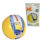DESPICABLE ME MINION INFLATABLE BEACH BALL GIFT KIDS FUN 30CM BLOWUP HOLIDAY NEW