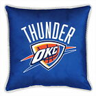 Oklahoma City Thunder Throw Pillows Single or Pair Toss Pillow Decorative