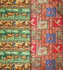Clearance HORSE  Fabrics, Sold Individually, Not As a Group, By The Half Yard